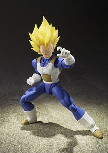 Image 4 for Dragon Ball Z - Vegeta SSJ - S.H.Figuarts (Bandai)
