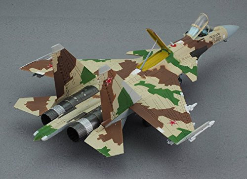Image 7 for GiMIX Aircraft Series - AC603 - Russian Air Force Su-27M - 1/144 - Flanker E1 (Tomytec)