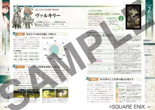 Image 4 for Bravely Default: Flying Fairy Official Complete Guide