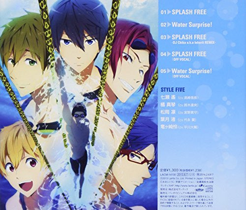 Image 2 for SPLASH FREE / STYLE FIVE