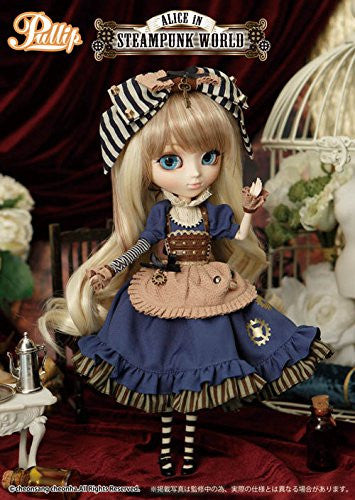 Image 7 for Pullip P-151 - Pullip (Line) - 1/6 - Alice In Steampunk World (Groove)