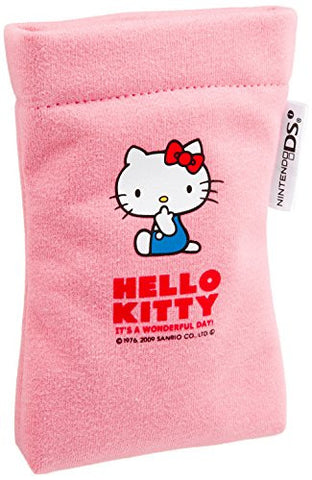 Image for Hello Kitty Slim Pouch III DSi (Pink)