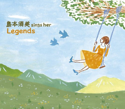 Image for Sumi Shimamoto sings her Legends