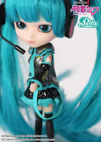 Image 3 for Vocaloid - Hatsune Miku - Pullip (Line) - Docolla - Pullip - 1/9 (Groove)