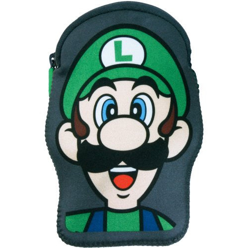 Image 1 for Neoprene Case for 3DS LL (Luigi)
