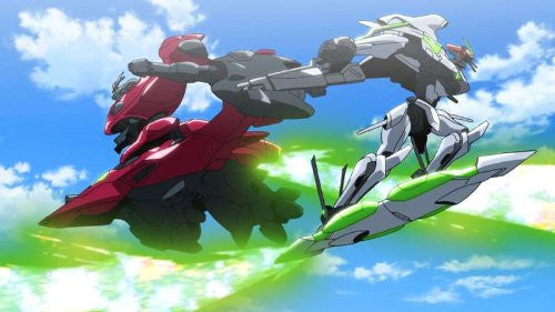Image 9 for Eureka Seven AO: Jungfrau no Hanabanatachi Game & OVA Hybrid Disc [Limited Edition]