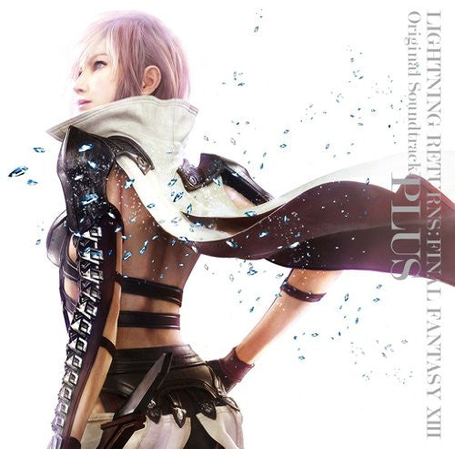 Image 1 for LIGHTNING RETURNS:FINAL FANTASY XIII Original Soundtrack PLUS