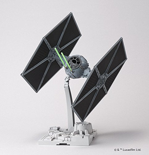 Image 3 for Star Wars - TIE Fighter - Spacecrafts & Vehicles - Star Wars Plastic Model - 1/72 (Bandai)