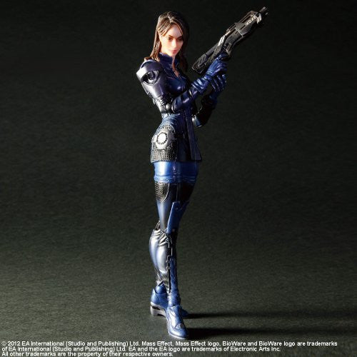 Image 2 for Mass Effect 3 - Ashley Williams - Play Arts Kai (Square Enix)