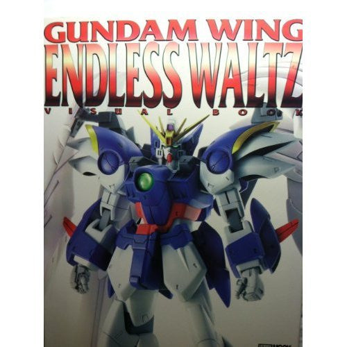 Image 1 for Gundam W Endless Visual Book