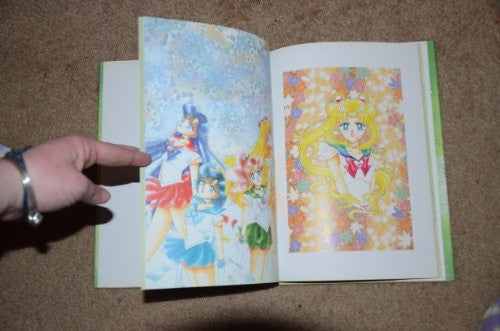 Image 3 for Bishoujo Senshi Sailor Moon   Genga Shuu