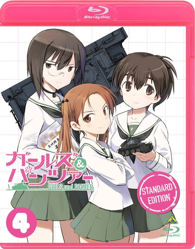 Image 3 for Girls Und Panzer Standard Edition Vol.4