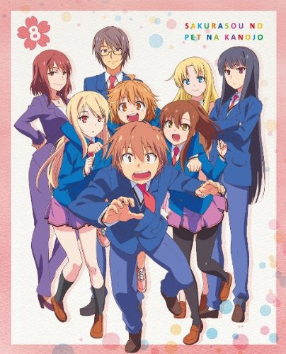 Image 2 for Sakurasou No Pet Na Kanojo Vol.8