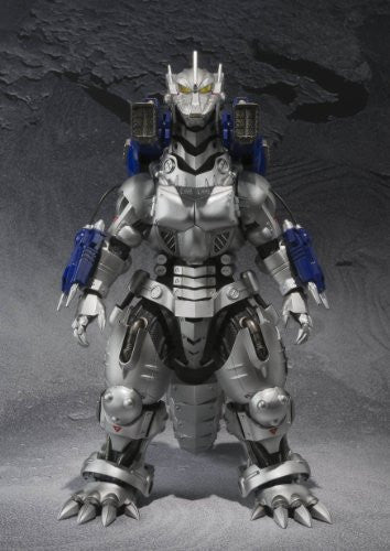 Image 11 for Gojira vs. MechaGojira - MechaGojira - S.H.MonsterArts - MFS-3 Kiryu (Bandai)