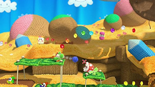 Image 6 for Yoshi's Woolly World [amiibo Set]