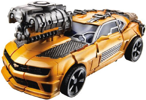 Image 3 for Transformers Darkside Moon - Bumble - Mechtech DA18 - Nitro Bumblebee (Takara Tomy)