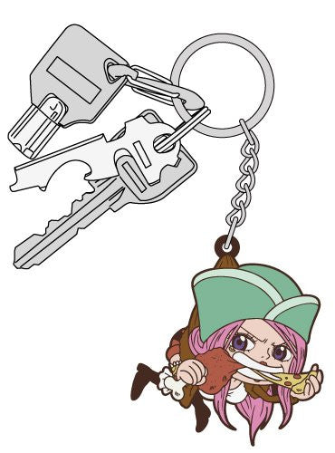 Image 3 for One Piece - Jewelry Bonney - Keyholder - Rubber Strap - Tsumamare (Cospa)