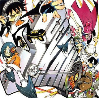 Image 1 for Air Gear Original Soundtrack Air Gear What A Groovy Trick!!