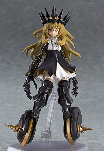 Image 2 for Black ★ Rock Shooter - Chariot - Figma #234 - TV Animation ver. (Max Factory)