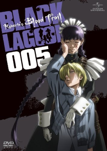 Image 1 for OVA Black Lagoon Roberta's Blood Trail 005 Last Volume