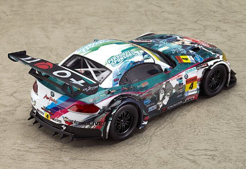 Image 3 for GOOD SMILE Racing - Vocaloid - Hatsune Miku - Itasha - 2014 Hatsune Miku GOOD SMILE Racing BMW Z4 GT3 - 1/32 - BMW Z4 GT3 - 2014 Season Opening Version (Good Smile Company)