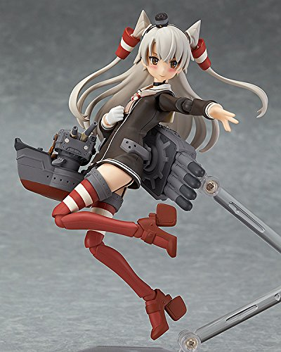 Image 4 for Kantai Collection ~Kan Colle~ - Amatsukaze - Rensouhou-kun - Figma #240 (Max Factory)