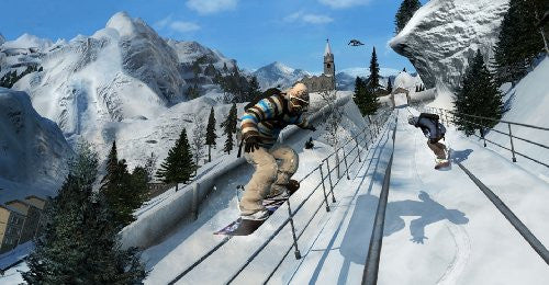 Image 2 for Shaun White Snowboarding (UBI The Best)