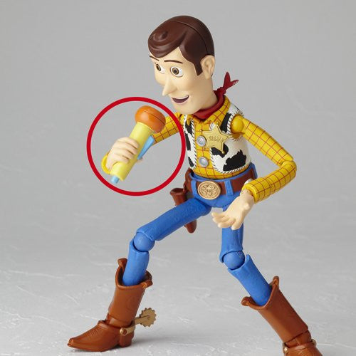 Image 5 for Toy Story - Woody - Revoltech - Revoltech SFX #010 (Kaiyodo)