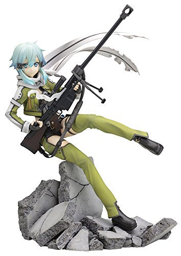 Image 1 for Sword Art Online II - Sinon - 1/8 - Phantom Bullet (Kotobukiya)
