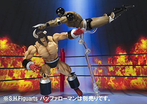 Image 4 for Kinnikuman - Warsman - S.H.Figuarts - Original Color Edition (Bandai)