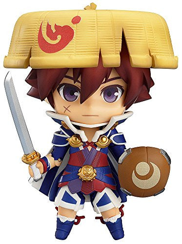Image 1 for Fushigi no Dungeon: Fuurai no Shiren 5 Plus - Fortune Tower to Unmei no Dice - Koppa - Shiren - Nendoroid #525 - Super Movable Edition (Good Smile Company)