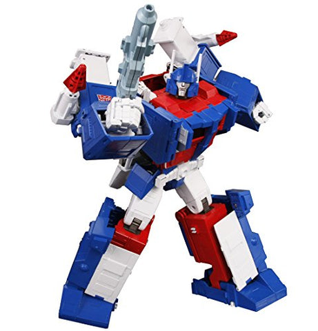 The Transformers: The Movie - Transformers 2010 - Daniel Witwicky - Spike Witwicky - Ultra Magnus - The Transformers: Masterpiece MP-22 (Takara Tomy)