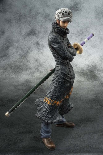 "Image 4 for One Piece - Trafalgar Law - Excellent Model - Portrait Of Pirates ""Sailing Again"" - 1/8 - Timeskip (MegaHouse)"