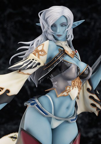 Image 4 for Lineage II - Dark Elf - 1/7 (Max Factory)