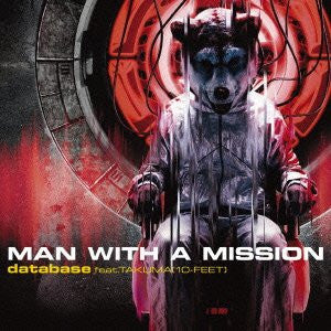 Image 1 for database feat.TAKUMA / MAN WITH A MISSION [Limited Edition]