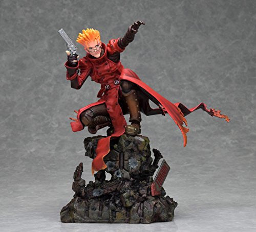 Image 10 for Trigun: Badlands Rumble - Vash the Stampede - 1/6 - Attack Ver. (Fullcock)