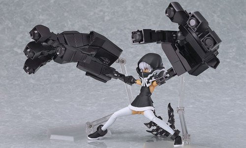 Image 5 for Black ★ Rock Shooter - Strength - Figma #198 - TV Animation ver. (Max Factory)
