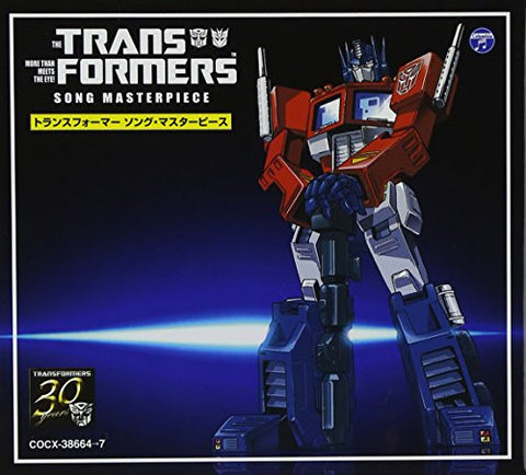 Image for Transformers Song Masterpiece