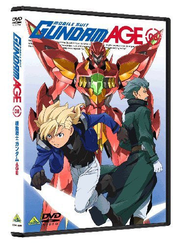 Image 2 for Mobile Suit Gundam AGE Vol.8
