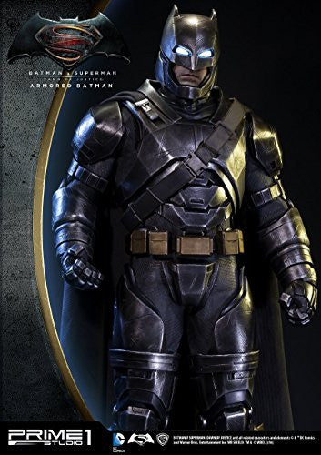 Image 11 for Batman v Superman: Dawn of Justice - Batman - High Definition Museum Masterline Series HDMMDC-06 - 1/2 - Armored (Prime 1 Studio)