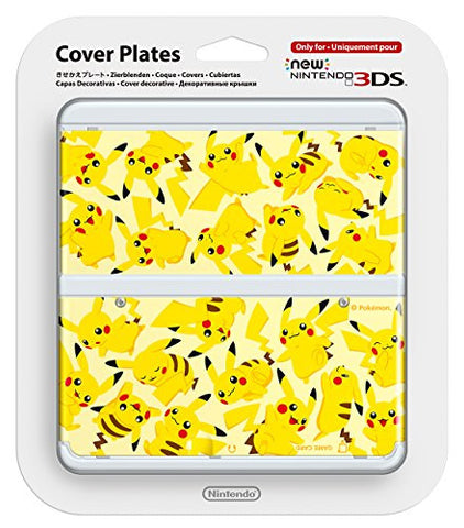 Image for New Nintendo 3DS Cover Plates No.057 (Pikachu)