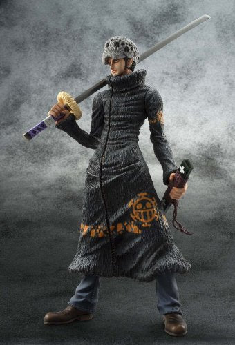 "Image 12 for One Piece - Trafalgar Law - Excellent Model - Portrait Of Pirates ""Sailing Again"" - 1/8 - Timeskip (MegaHouse)"