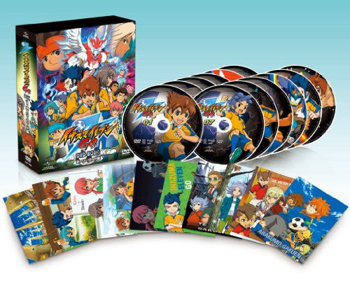 Image 2 for Inazuma Eleven Go Dvd Box [Limited Pressing]