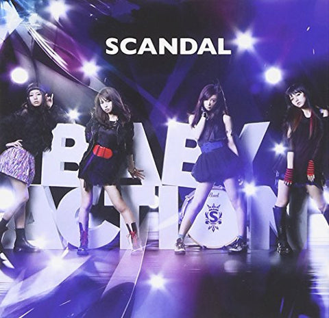 Image for BABY ACTION / SCANDAL