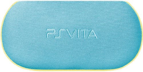 Image 1 for PlayStation Vita Soft Case for New Slim Model PCH-2000 (Light Blue)