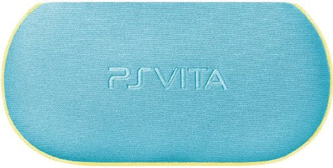 Image for PlayStation Vita Soft Case for New Slim Model PCH-2000 (Light Blue)