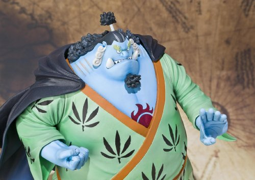 Image 7 for One Piece - Jinbei - Figuarts ZERO - The New World (Bandai)