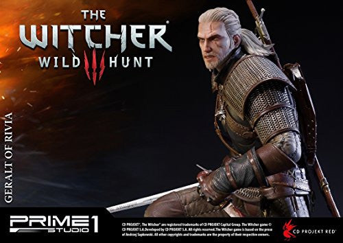 Image 8 for The Witcher 3: Wild Hunt - Geralt - Howler - Premium Masterline PMW3-01 - 1/4 (Prime 1 Studio)