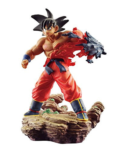 Image 2 for Dragon Ball Super - Son Goku - Dragon Ball Capsule Memorial 01 (MegaHouse)