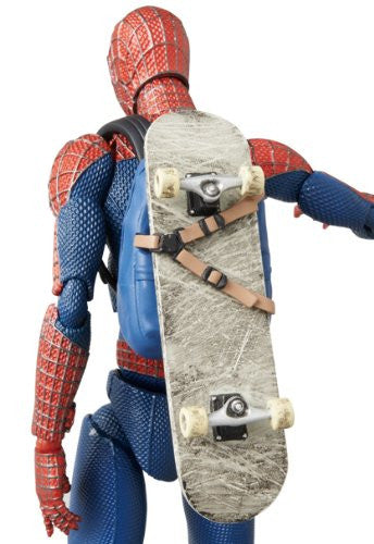 Image 9 for The Amazing Spider-Man 2 - Spider-Man - Mafex #4 - DX set (Medicom Toy)